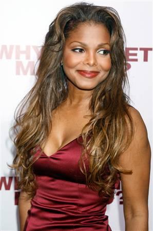 Peso y altura de Janet Jackson