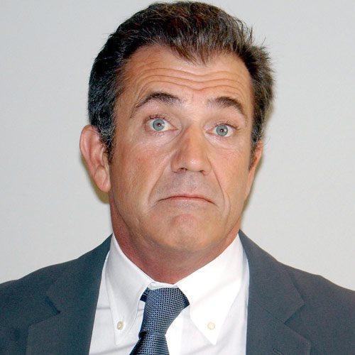 Peso y altura de Mel Gibson