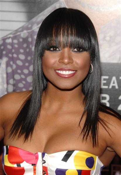 Peso y altura de Keisha Knight-Pulliam