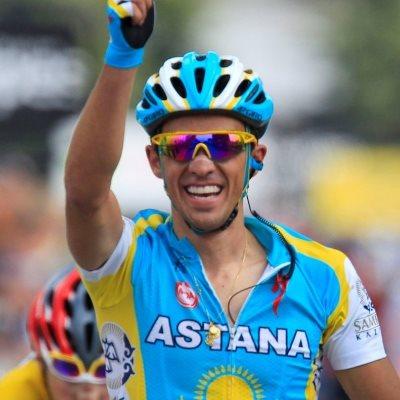 Peso y altura de Alberto Contador