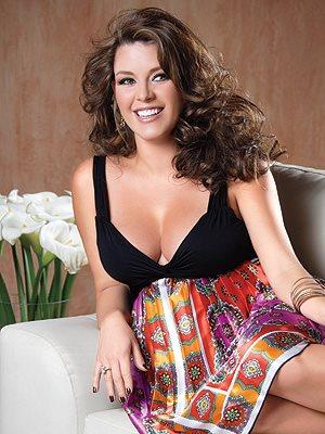 Peso y altura de Alicia Machado