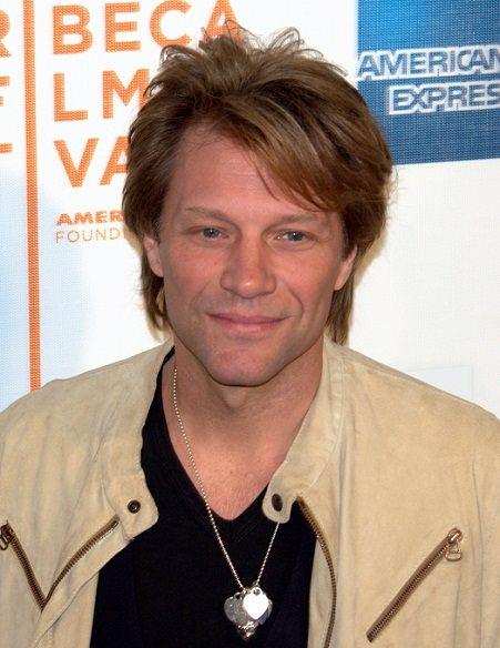 Peso y altura de Bon Jovi