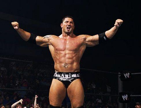 Peso y altura de Batista