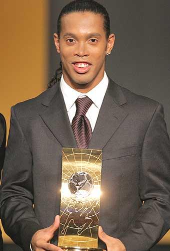 Peso y altura de Ronaldinho