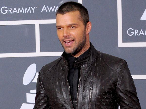 Peso y altura de Ricky Martin