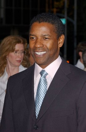 Peso y altura de Denzel Washington