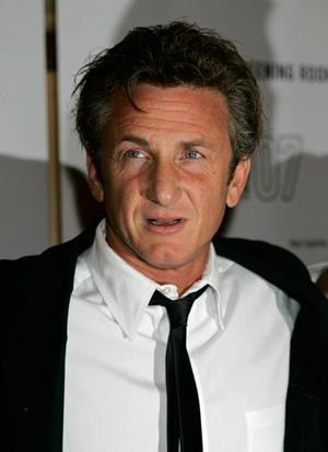 Peso y altura de Sean Penn