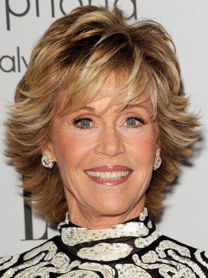 Peso y altura de Jane Fonda
