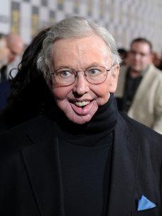 Peso y altura de Roger Ebert