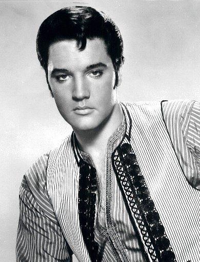 Peso y altura de Elvis Presley