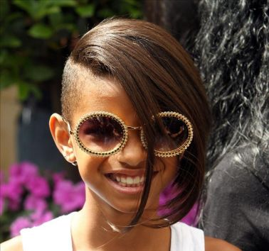 Peso y altura de Willow Smith